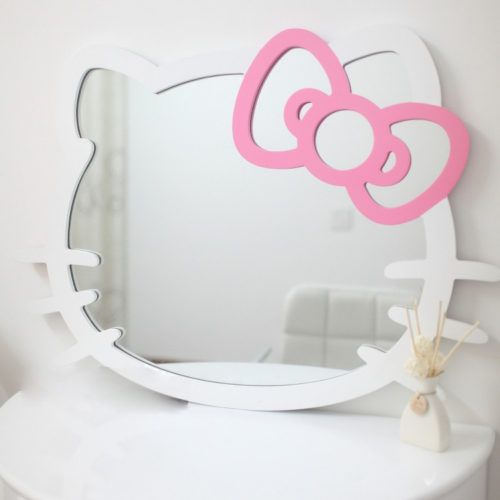 Hello kitty makeup mirror | Inovation & Decorations. All ...
