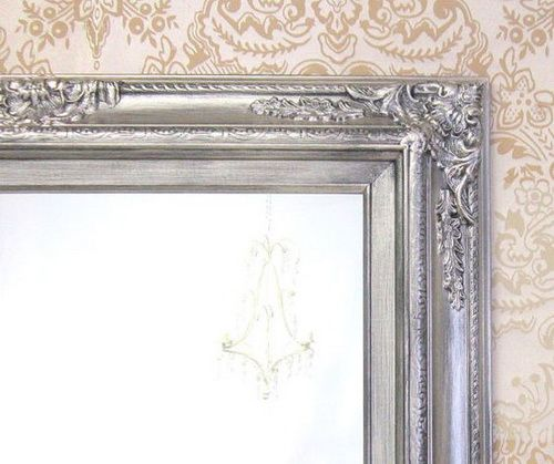 brushed-nickel-framed-mirror-photo-10