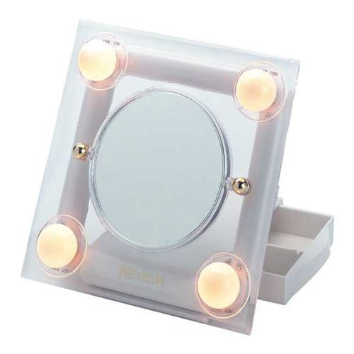Revlon Lighted Makeup Mirror Photo on Lighted Makeup Mirror 3x