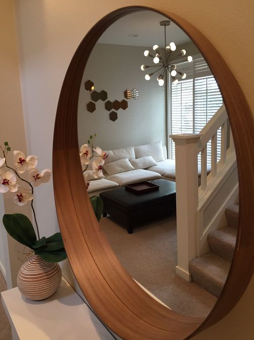 Round Mirror Ikea An Illusion Of Magic In Entertainment
