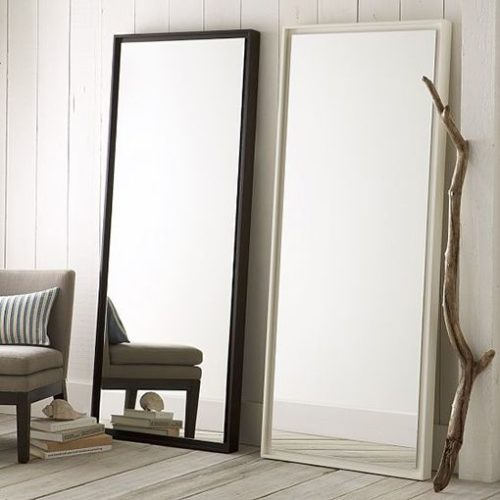 Wall mount full length mirror Photo - 1